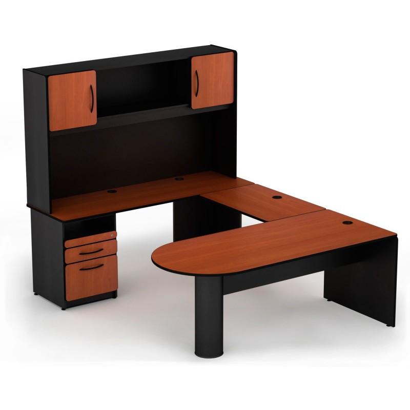 Conjunto ejecutivo trot pera ofimundo plus for Muebles de oficina modernos bogota