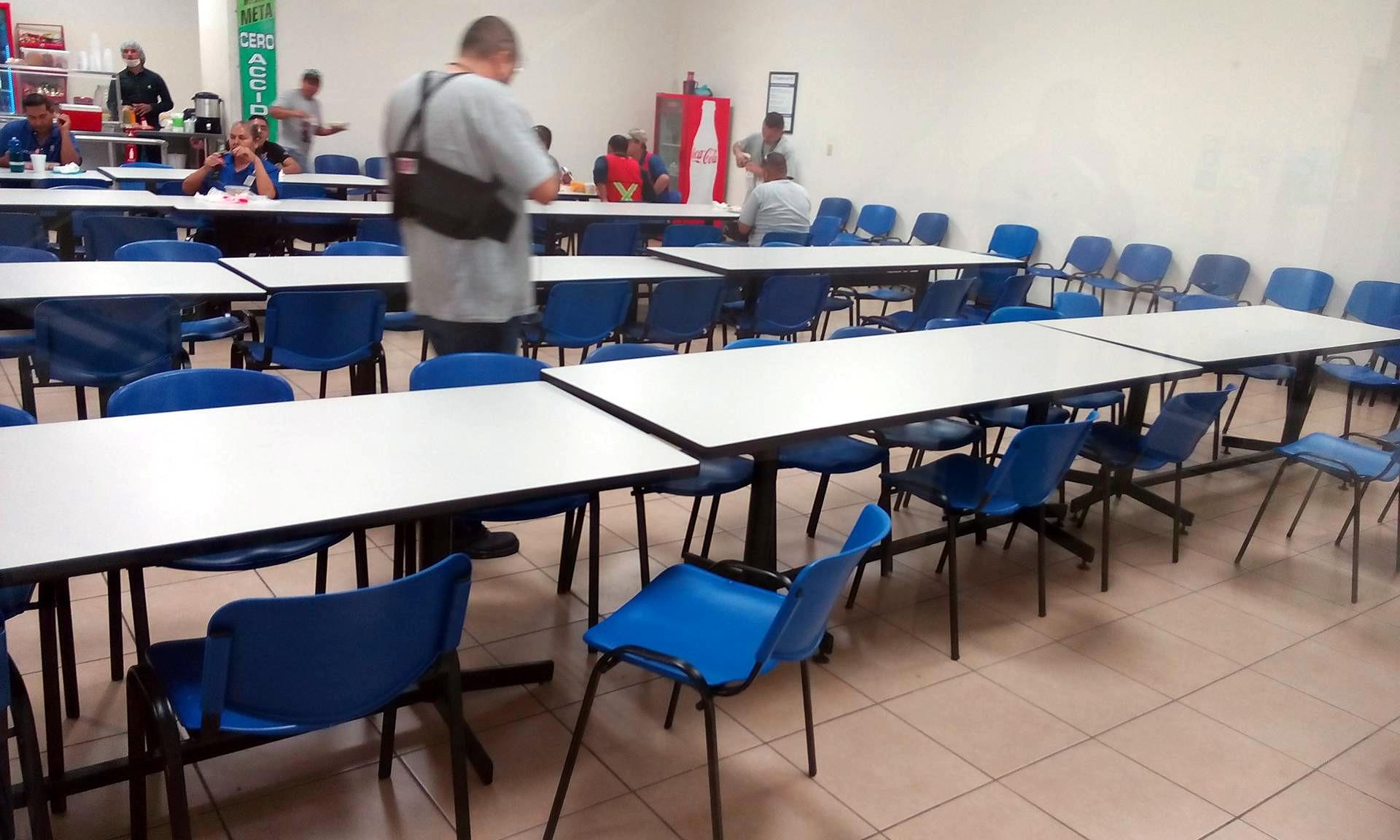Sillas y mesas para comedores industriales – Ofimundo Plus