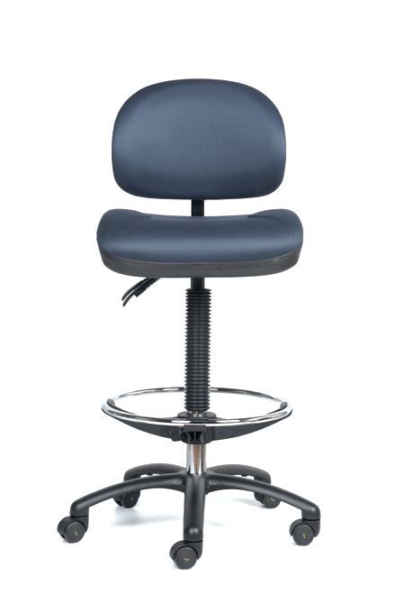 silla alta ensamble electronico conductiva 1932-a esd