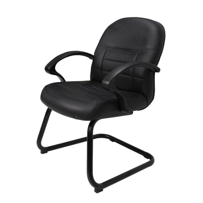 silla de visita zalce negro